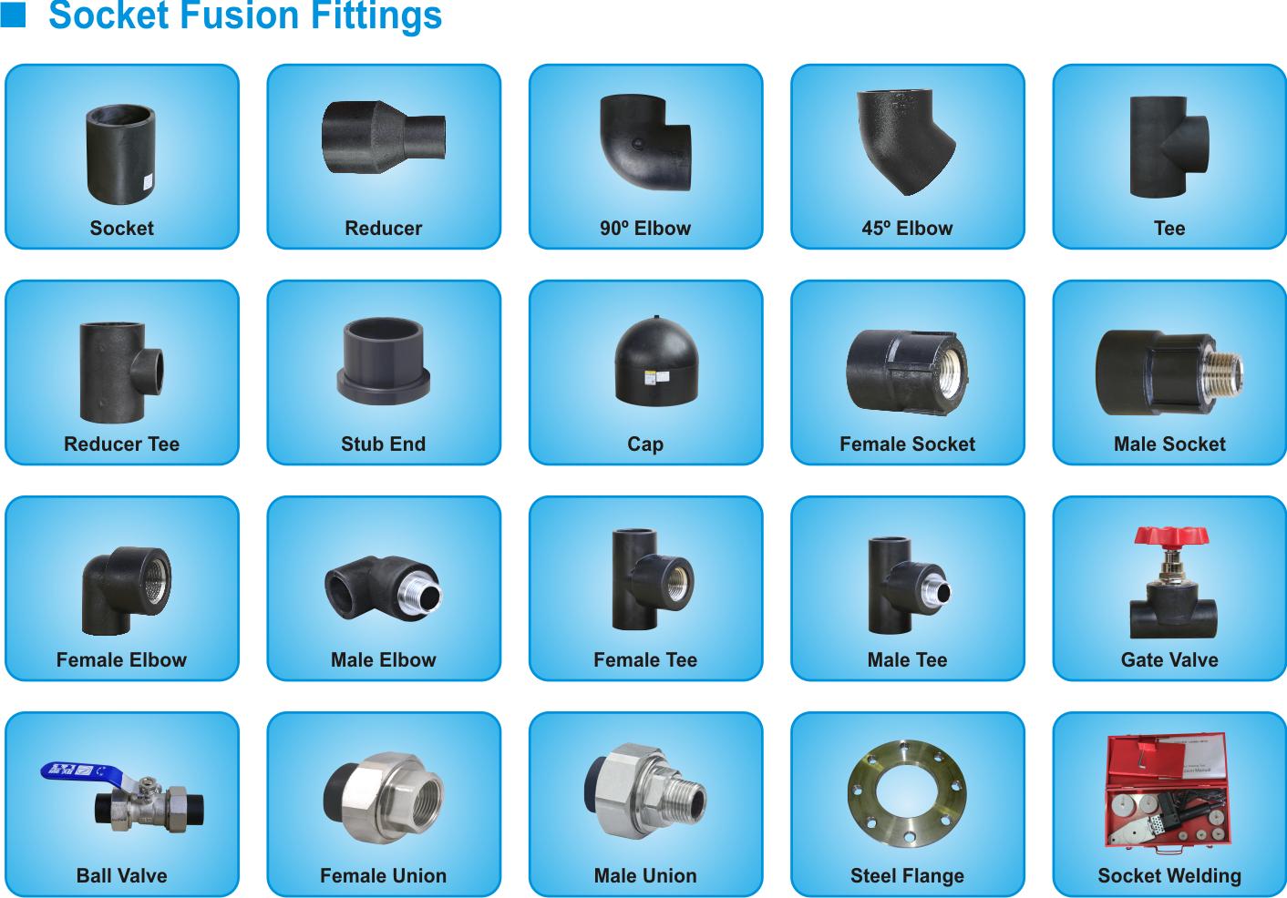 catalog socket fusion fitting