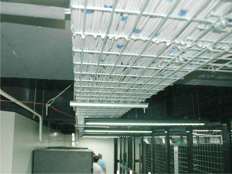 Cable Support system Tray2
